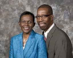 Pastor Simeon & Beatrice